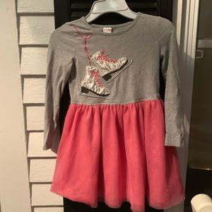 Gymboree ice skating dress